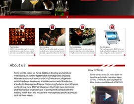 aocta912 tarafından Design a Website Mockup for full website için no 37