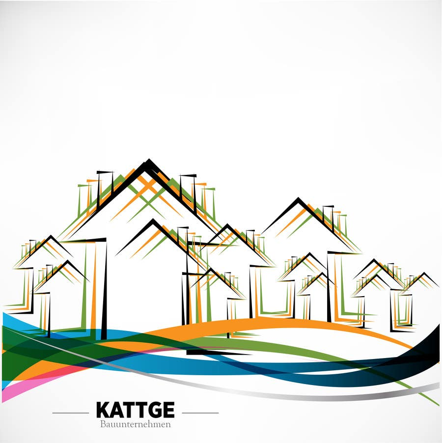 Bài tham dự cuộc thi #58 cho Design of a Logo for a building construction company