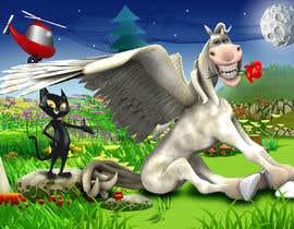 nº 115 pour Valentine's Day Postcard Design par BrandtGraphix