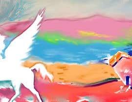 nº 88 pour Valentine's Day Postcard Design par GhitaB