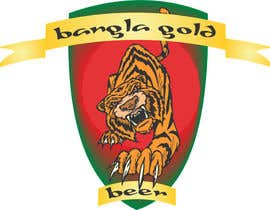 #8 for Bangla gold beer by anshuljasani