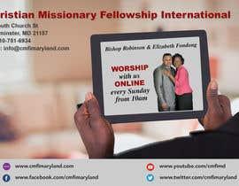 OwlDoit tarafından Church Livestream flyer için no 20