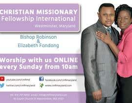 oobqoo tarafından Church Livestream flyer için no 17