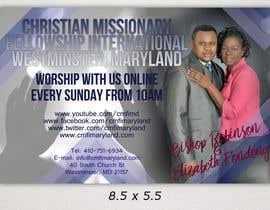 markontoy tarafından Church Livestream flyer için no 29