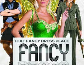 #18 for Design a Flyer for Fancy Dress Business af andrei11