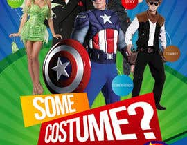 nº 21 pour Design a Flyer for Fancy Dress Business par rimskik
