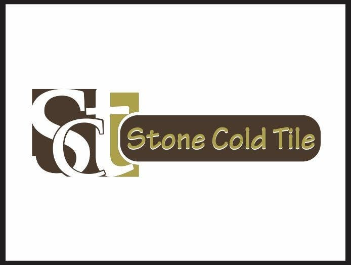 #92 for Design a Logo for Stone Cold Tile by aryainfo12