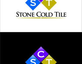 #123 cho Design a Logo for Stone Cold Tile bởi abd786vw