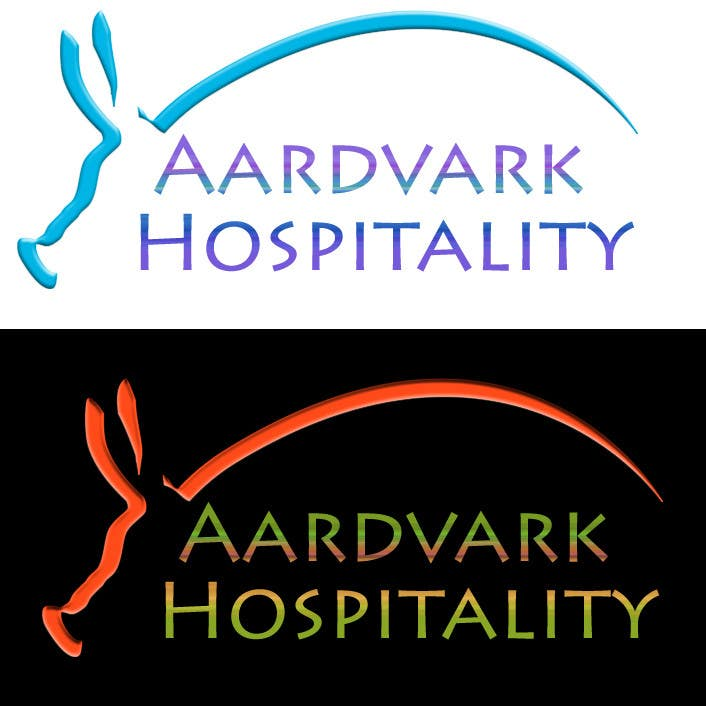 Konkurrenceindlæg #77 for Logo Design for Aardvark Hospitality L.L.C.