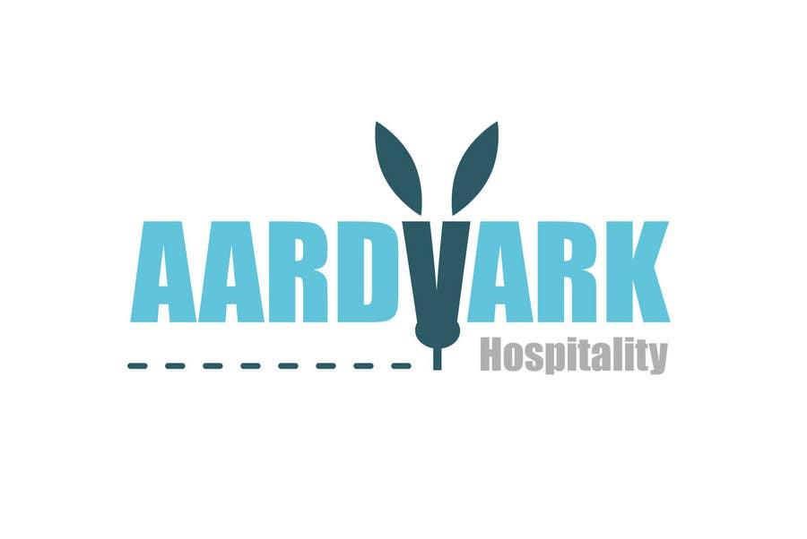 Konkurrenceindlæg #23 for Logo Design for Aardvark Hospitality L.L.C.
