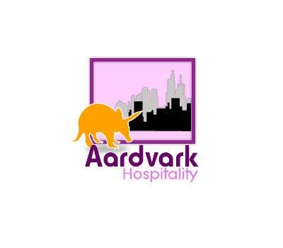 Konkurrenceindlæg #109 for Logo Design for Aardvark Hospitality L.L.C.