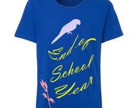 Nro 12 kilpailuun T-shirt design for end of year school käyttäjältä s1pkmondal143