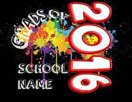 Nro 24 kilpailuun T-shirt design for end of year school käyttäjältä hirazaryaab