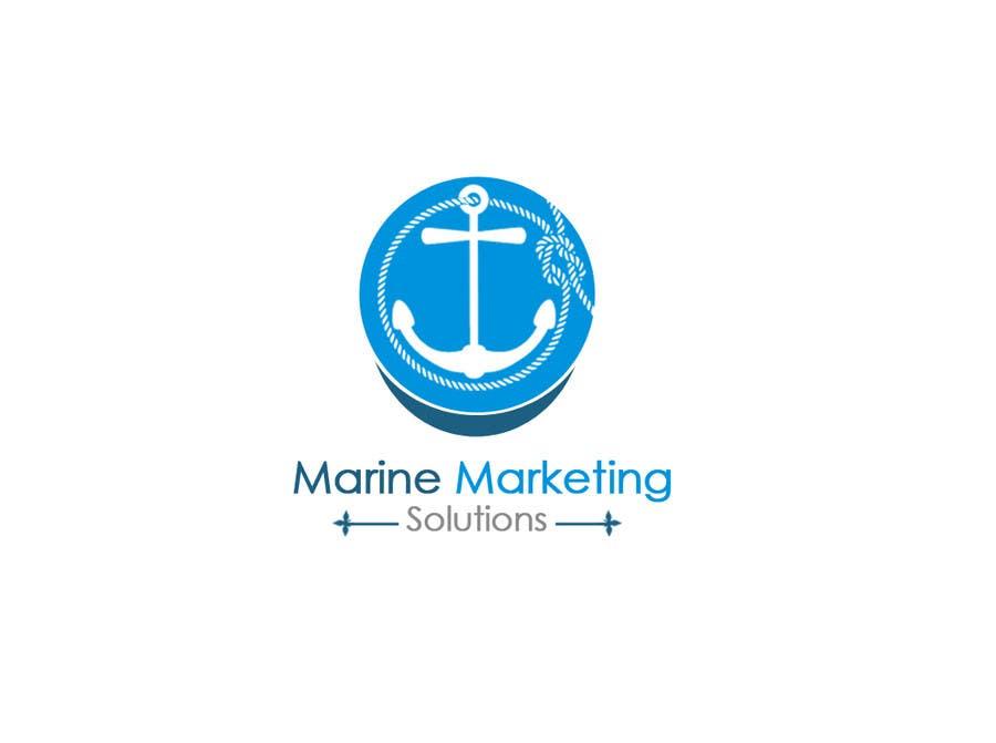 Kilpailutyö #58 kilpailussa Design a Logo for Marine Marketing Company