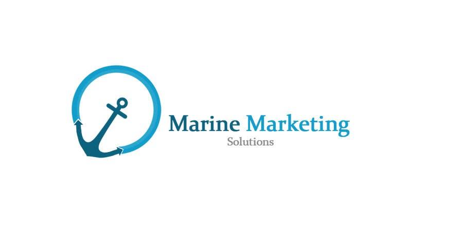 Kilpailutyö #59 kilpailussa Design a Logo for Marine Marketing Company