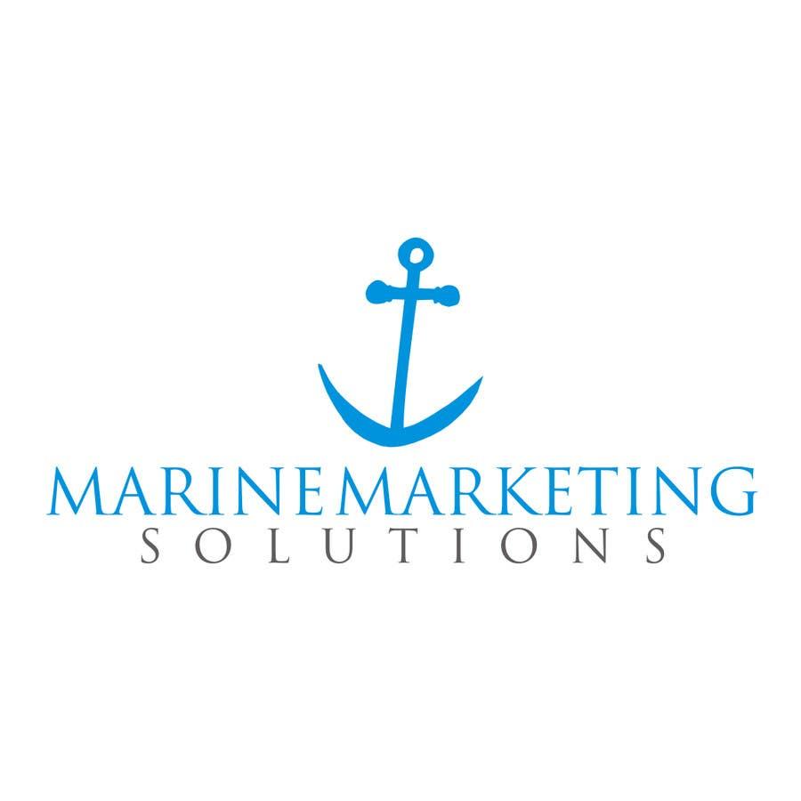 Kilpailutyö #51 kilpailussa Design a Logo for Marine Marketing Company