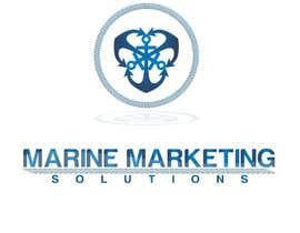 #77 for Design a Logo for Marine Marketing Company af HAJI5