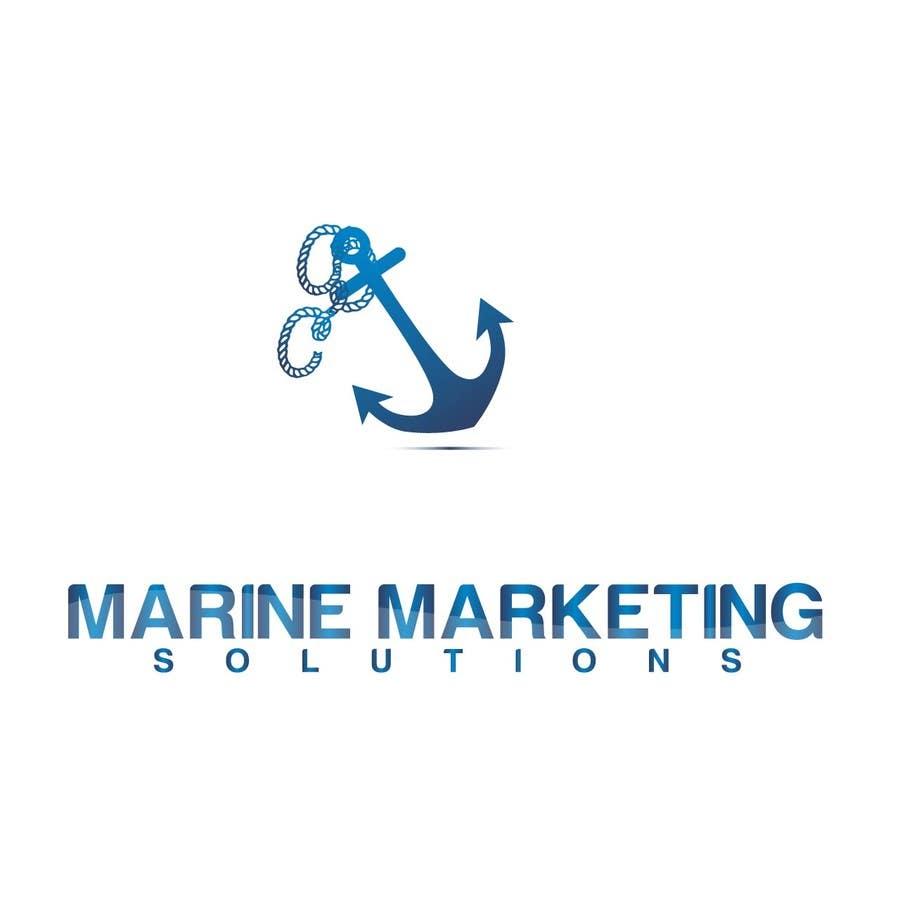 Kilpailutyö #82 kilpailussa Design a Logo for Marine Marketing Company