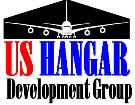 #13 untuk Design a Logo for     U.S. Hangar Development Group oleh oyyenici