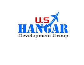 #2 untuk Design a Logo for     U.S. Hangar Development Group oleh devlopemen