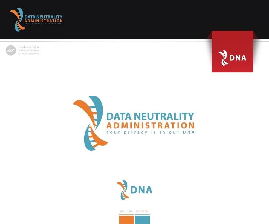 #135 for Logo design for Data Neutrality Administration by mariusfechete