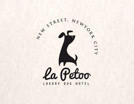 #55 for LOGO: vintage italian style: luxury doggy hotel by vishnuremesh