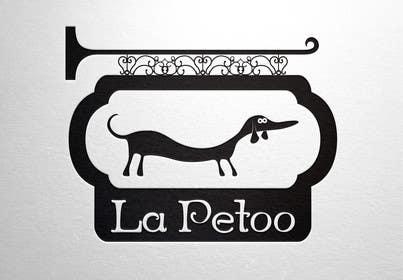 #36 for LOGO: vintage italian style: luxury doggy hotel by izvergNat