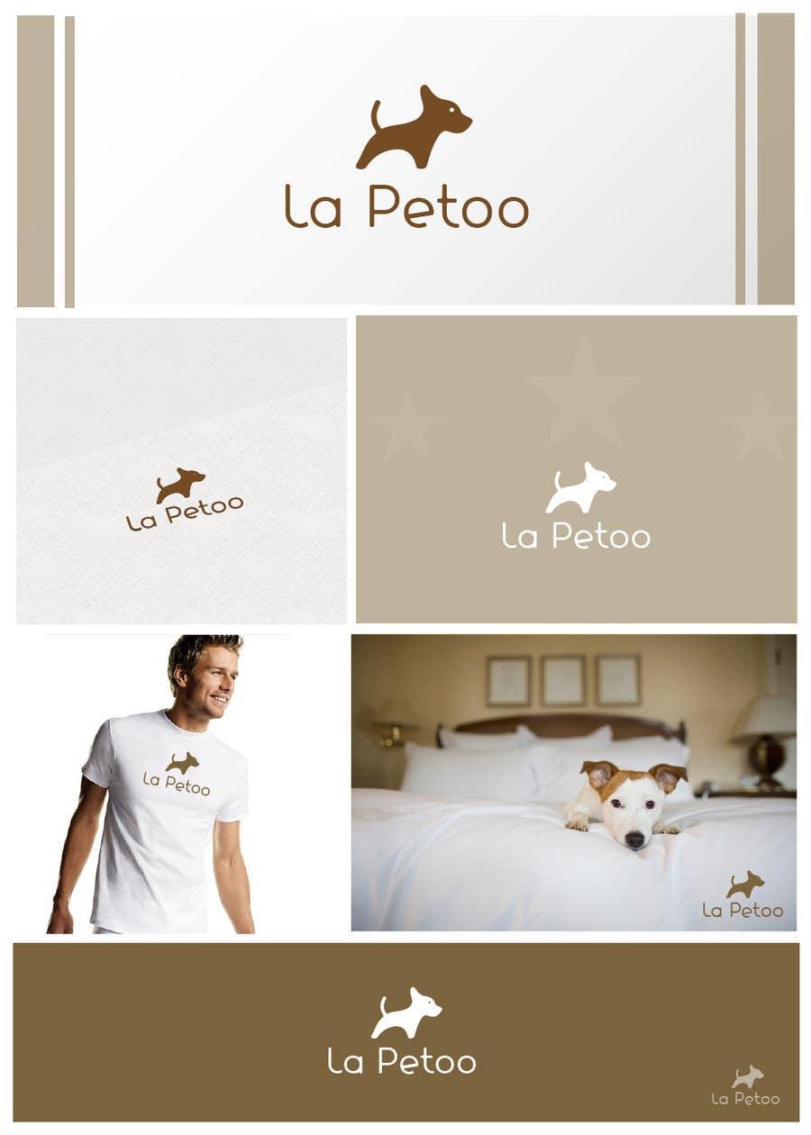 #56 for LOGO: vintage italian style: luxury doggy hotel by tijana777