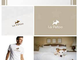#56 for LOGO: vintage italian style: luxury doggy hotel by tijana777