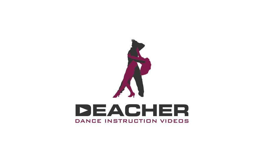 #48 for Design a logo for a dance instruction platform (Deacher) by trying2w