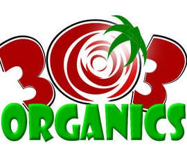 nº 12 pour Design a Logo for 303 organics par synthsmasher