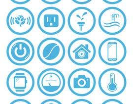 Nro 16 kilpailuun Design some Icons käyttäjältä oshosagar