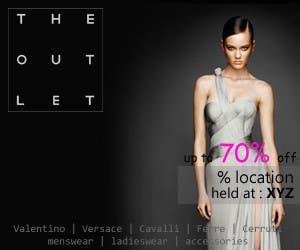Contest Entry #                                        27                                      for                                         Banner Ad Design for The Outlet Fashion Company