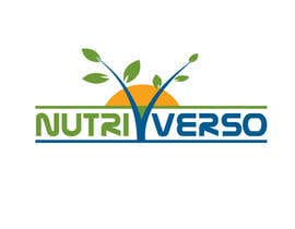 #36 for Logo for Nutriverso by kadero7