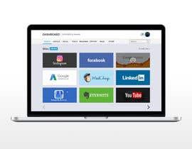 Nro 2 kilpailuun Design Web App Interface käyttäjältä willyarisky