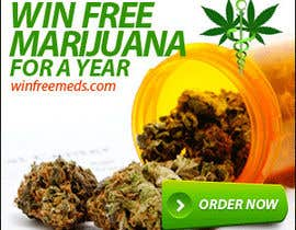 #27 for Design a Banner for Medical Marijuana website af DanielDEE