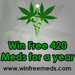 #4 for Design a Banner for Medical Marijuana website by Anastasiya666