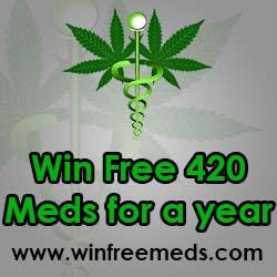 #4 for Design a Banner for Medical Marijuana website by Anastasiya666