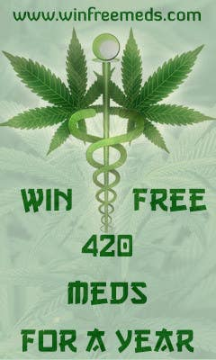 #8 for Design a Banner for Medical Marijuana website by belimbor