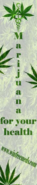 #15 for Design a Banner for Medical Marijuana website by belimbor