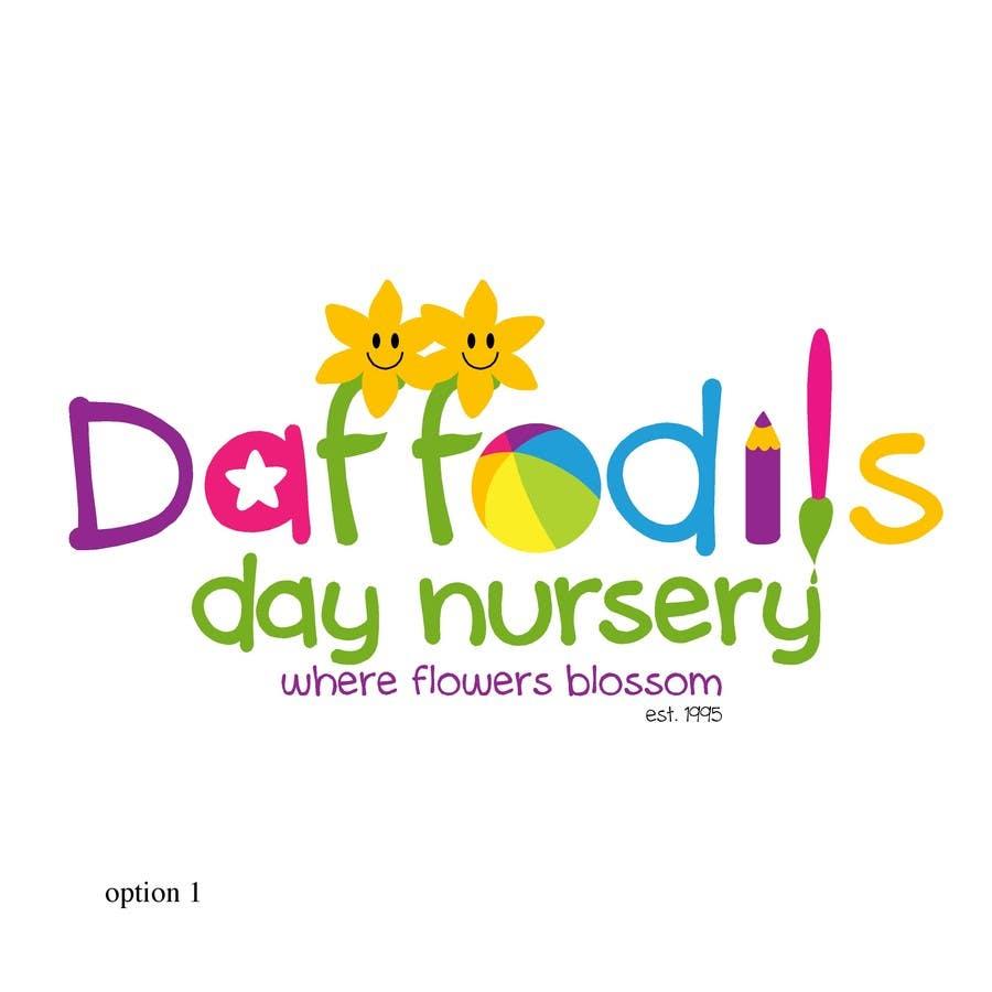 Inscrição nº 217 do Concurso para Design a Logo for Nursery