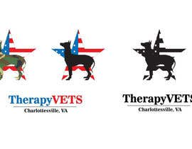 #8 para Design a Logo for TherapyVets Program por redkanvas