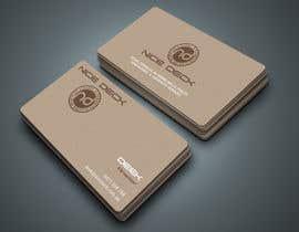 Nro 109 kilpailuun Business Card Design käyttäjältä Kamrunnaher20