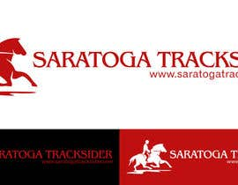 #127 for Design a Logo for Saratoga Tracksider af rivemediadesign