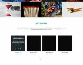 crowwred tarafından Design a Website Mockup için no 31