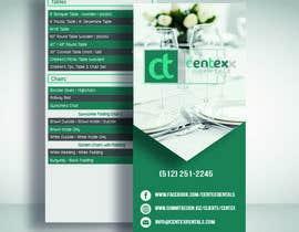 Nro 13 kilpailuun Design a Brochure for a Rental Company käyttäjältä OwlDoit