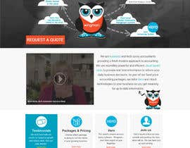 #2 for Design a Website home page and our people page Mockup af suryabeniwal