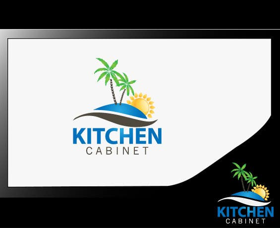 #9 for Design a Logo for Kitchen Cabinet company by Dreamofdesigners