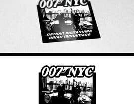 Attebasile tarafından 007 James Bond New York Logo için no 40