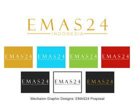 nº 264 pour Emas 24 Logo Re-Design par Mechaion